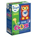 Owl teaching clock