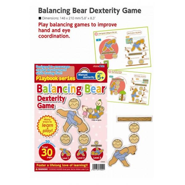 Balancing Bear - Artec Manual Dexterity 5+