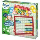 Number Grid Abacus