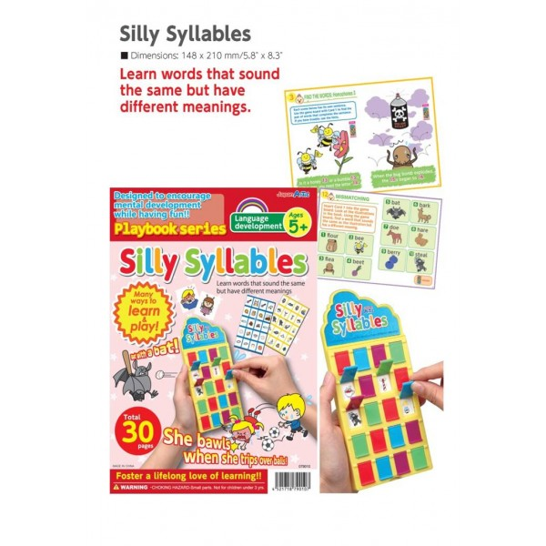 Silly Syllables - Artec Language Development  5+