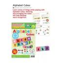 Language Development Alphabet Cubes 6+