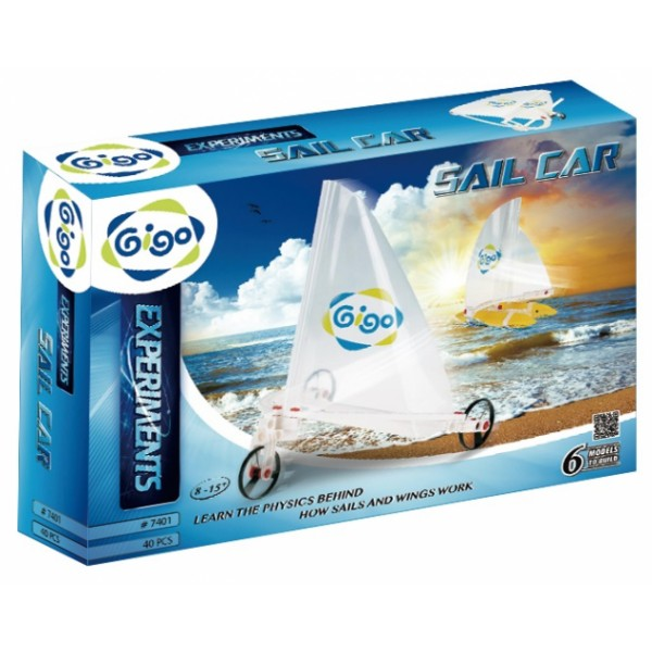 Sail Car - Gigo Experiments
