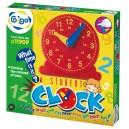 Student A Clock