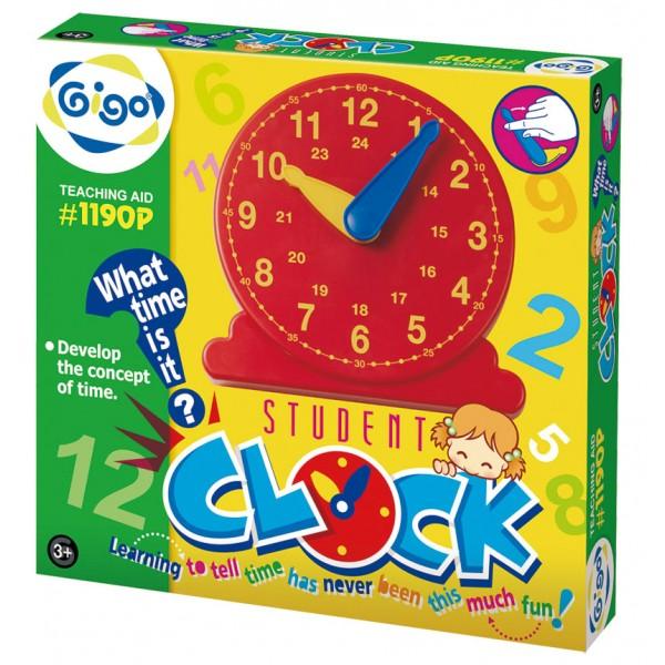 Student Clock - Gigo Teaching Aids