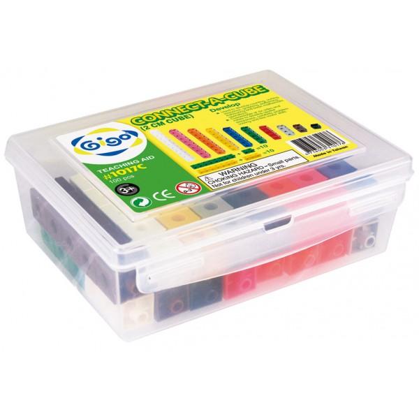 Connect a cube - Gigo Teaching Aids