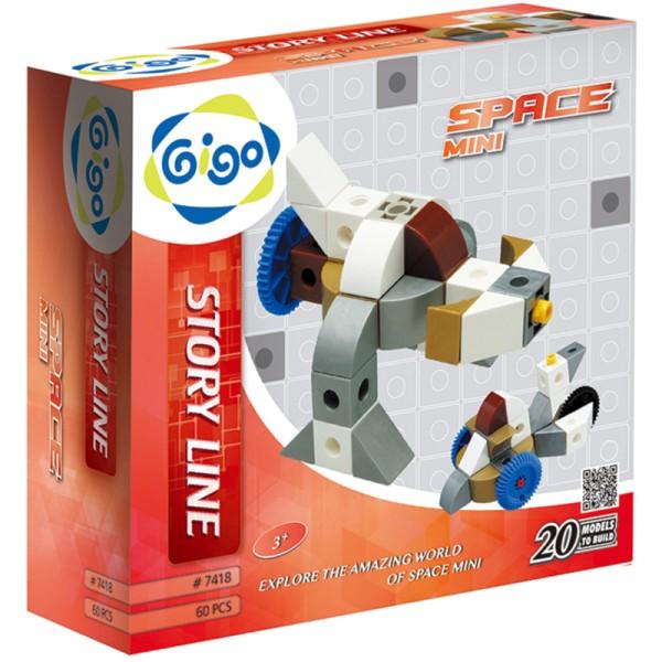 Space Mini - Gigo Construction Toys