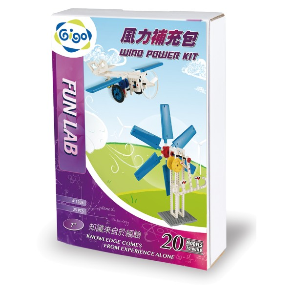Wind Power Kit - Gigo