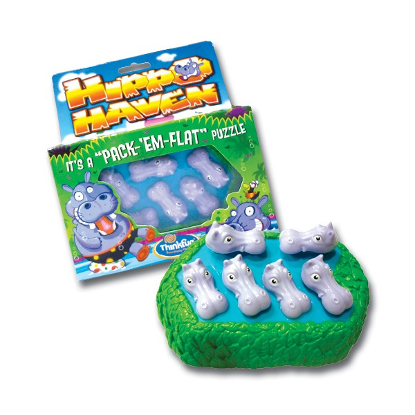 Hippo Haven - ThinkFun