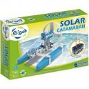 Solar Catamaran - Gigo Green Energy
