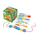 Lacing Jumbo Beads - Gigo Teaching Aid