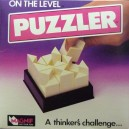 On the level PUZZLER