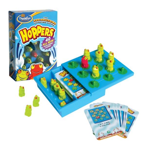 Hoppers - ThinkFun